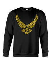AVIATION RELATED GIFTS  - AIR FORCE Crewneck Sweatshirt thumbnail