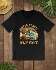 PILOT GIFT - VINTAGE SPACE FORCE Classic T-Shirt lifestyle-mens-crewneck-front-18