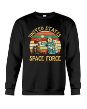 PILOT GIFT - VINTAGE SPACE FORCE Crewneck Sweatshirt thumbnail