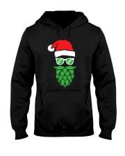 HOP SANTA Hooded Sweatshirt thumbnail