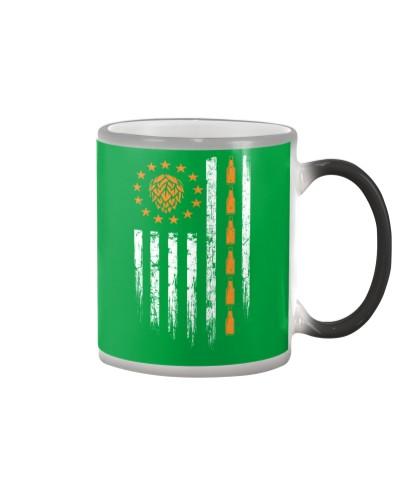 BREWERY MERCHANDISE - HOP FLAG