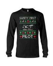 PILOT GIFT - SAFETY FIRST Long Sleeve Tee thumbnail