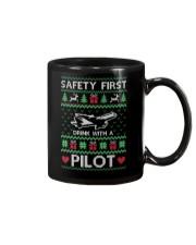 PILOT GIFT - SAFETY FIRST Mug thumbnail