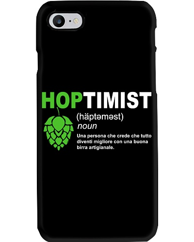 BREWERY CLOTHING - HOPTIMIST ITALIAN VERSION