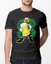 CRAFT BEER AND BREWING  - ST PATRICK'S DAY BEER Classic T-Shirt lifestyle-mens-crewneck-front-13