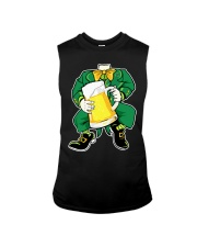 CRAFT BEER AND BREWING  - ST PATRICK'S DAY BEER Sleeveless Tee thumbnail