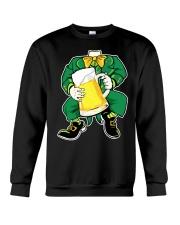 CRAFT BEER AND BREWING  - ST PATRICK'S DAY BEER Crewneck Sweatshirt thumbnail