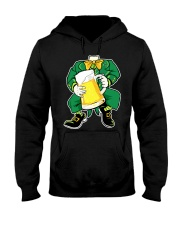 CRAFT BEER AND BREWING  - ST PATRICK'S DAY BEER Hooded Sweatshirt thumbnail