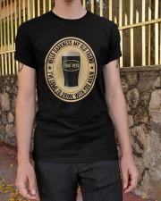 HELLO DARKNESS 2 Classic T-Shirt apparel-classic-tshirt-lifestyle-21