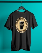 HELLO DARKNESS 2 Classic T-Shirt lifestyle-mens-crewneck-front-3