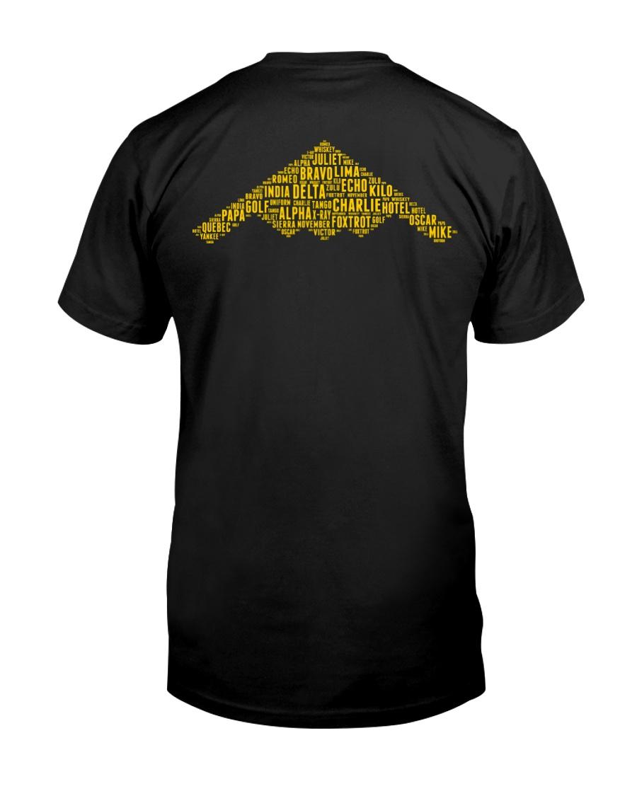 PILOT GIFT - B2 BOMBER Classic T-Shirt