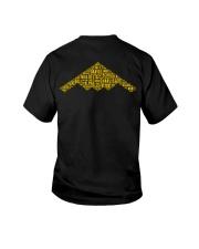 PILOT GIFT - B2 BOMBER Youth T-Shirt thumbnail