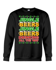 DRINKING ALL THE WAY Crewneck Sweatshirt thumbnail