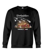 OLD FASHIONED DRINK BEER PONG Crewneck Sweatshirt thumbnail