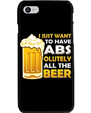 BREWERY MERCHANDISE - BEER ABS Phone Case thumbnail