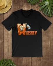 WHISKEY Classic T-Shirt lifestyle-mens-crewneck-front-18