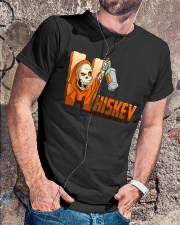 WHISKEY Classic T-Shirt lifestyle-mens-crewneck-front-4