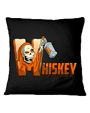 WHISKEY Square Pillowcase thumbnail