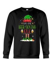 FUNNY BEER LOVER - ELF Crewneck Sweatshirt thumbnail
