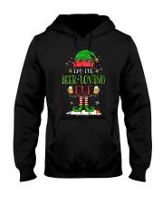 FUNNY BEER LOVER - ELF Hooded Sweatshirt thumbnail