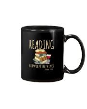 READING BETWEEN THE WINES Mug thumbnail
