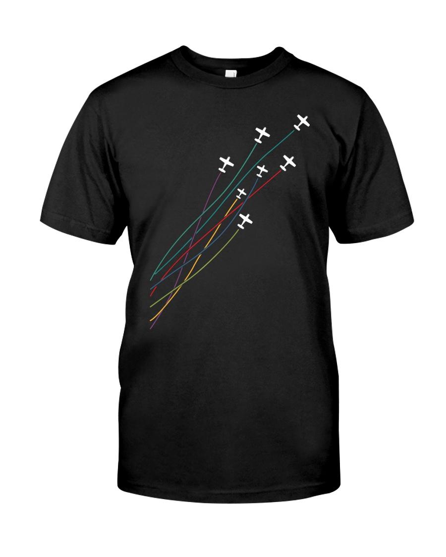 PILOT GIFT - CESSNA LINE Classic T-Shirt