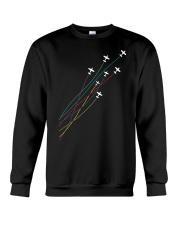 PILOT GIFT - CESSNA LINE Crewneck Sweatshirt thumbnail