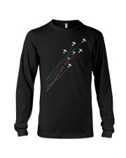 PILOT GIFT - CESSNA LINE Long Sleeve Tee thumbnail