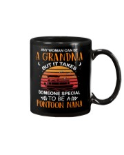 PONTOON BOAT GIFT FOR MOTHER'S DAY - PONTOON NANA Mug thumbnail