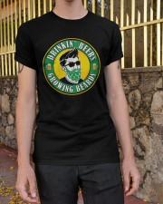 B - BB Classic T-Shirt apparel-classic-tshirt-lifestyle-21
