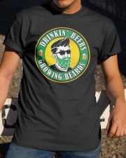 B - BB Classic T-Shirt apparel-classic-tshirt-lifestyle-28