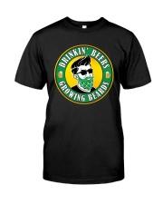 B - BB Classic T-Shirt front