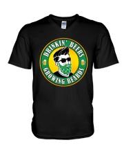 B - BB V-Neck T-Shirt thumbnail