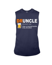 CRAFT BEER LOVER - DRUNCLE Sleeveless Tee thumbnail