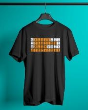 AVIATION ALPHABET - AVIATION WORD SEARCH Classic T-Shirt lifestyle-mens-crewneck-front-3