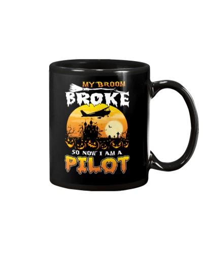 PILOT GIFT - HW - MY BROOM