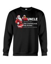 CRAFT BEER BREWERY- CHRISTMAS DRUNCLE Crewneck Sweatshirt thumbnail