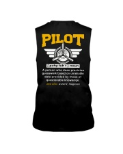PILOT GIFTS  - DEFINITION OF PILOT Sleeveless Tee thumbnail