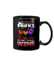 B - HW - WINE Mug thumbnail