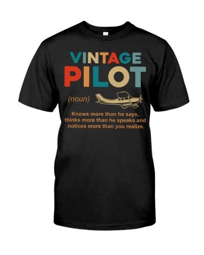 PILOT GIFT - VINTAGE PILOT DEFINITION