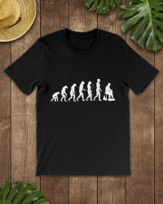 POTTERY GIFTS - EVOLUTION Classic T-Shirt lifestyle-mens-crewneck-front-18
