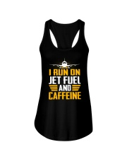 AVIATION LOVERS  - FUNNY QUOTE Ladies Flowy Tank thumbnail
