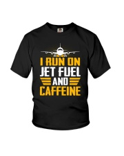 AVIATION LOVERS  - FUNNY QUOTE Youth T-Shirt thumbnail