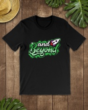 AND BEYOND Classic T-Shirt lifestyle-mens-crewneck-front-18