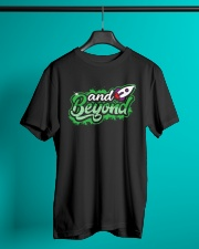 AND BEYOND Classic T-Shirt lifestyle-mens-crewneck-front-3