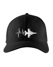 AVIATION RELATED GIFT - F16 HEARTBEAT POLO Embroidered Hat thumbnail