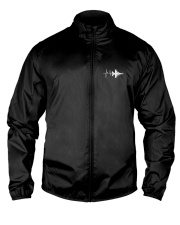 AVIATION RELATED GIFT - F16 HEARTBEAT POLO Lightweight Jacket thumbnail