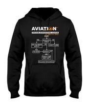 PILOT GIFT - AVIATION TROUBLESHOOTING GUIDE Hooded Sweatshirt thumbnail