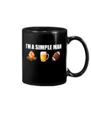 CRAFT BEER LOVER - I'M A SIMPLE MAN Mug thumbnail