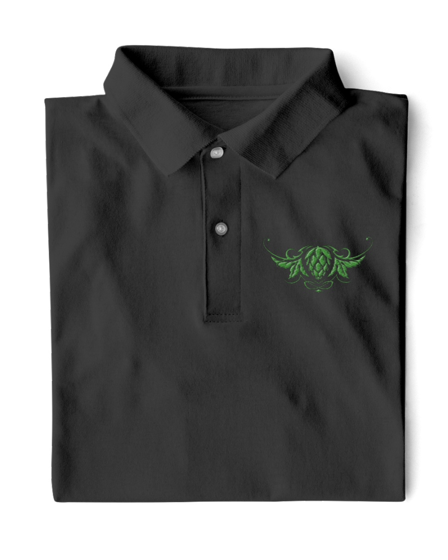 CRAFT BEER AND BREWERY - HOP VINTAGE Classic Polo
